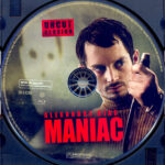 Maniac (2012) R2 German Blu-Ray Label