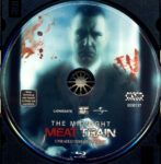 The Midnight Meat Train (2008) R2 German Blu-Ray Labels