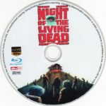 Die Rückkehr der Untoten - Night of the Living Dead (1990) R2 German Blu-Ray Label
