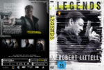 Legends: Staffel 1 (2014) R2 German Custom Cover & labels