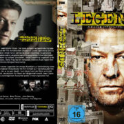 Legends: Staffel 2 (2015) R2 German Custom Cover & labels