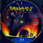 Pumpkinhead 2 (1993) R2 German Blu-Ray Labels