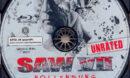 Saw 3D - Vollendung (2010) R2 German Blu-Ray Label