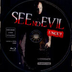 See No Evil (2006) R2 German Blu-Ray Label