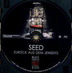 Seed (2006) R2 German Blu-Ray Label