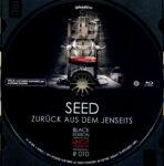 Seed (2006) R2 German Blu-Ray Label