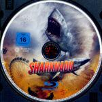 Sharknado – Genug gesagt! (2013) R2 German Blu-Ray Label