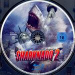 Sharknado 2 (2014) R2 German Blu-Ray Label