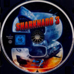 Sharknado 3: Oh Hell No! (2015) R2 German Blu-Ray Label