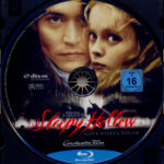Sleepy Hollow (1999) R2 German Blu-Ray Label