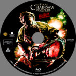 Texas Chainsaw Massacre: The Beginning (2006) R2 German Custom Blu-Ray Label