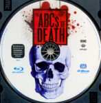 The ABCs of Death (2012) R2 German Blu-Ray Labels