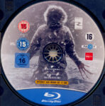 The Thing (2011) R2 German Blu-Ray Label