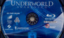 Underworld: Awakening (2012) R2 German Blu-Ray Label