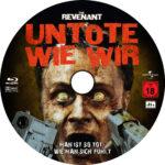 Untote wie wir – Man ist so tot, wie man sich fühlt (2009) R2 German Blu-Ray Label