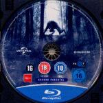 Werwolf – Das Grauen lebt unter uns (2012) R2 German Blu-Ray Label