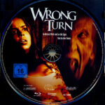 Wrong Turn (2003) R2 German Blu-Ray Label