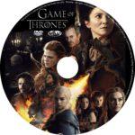 Game of Thrones (2016) R0 CUSTOM Label