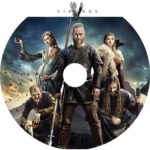 Vikings (2016) R0 Custom Label