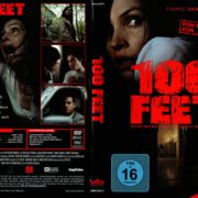 100 Feet (2008) R2 German Cover & label