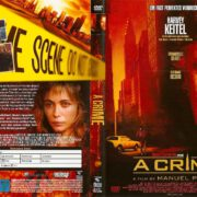 A Crime (2010) R2 German Cover & label