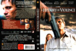 A History of Violence (2005) R2 German Cover & label
