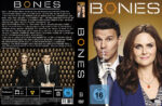 Bones: Staffel 9 (2013) R2 German Custom Cover & label