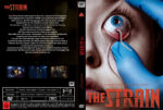 The Strain Staffel 1 (2014) R2 German Custom Cover & labels