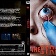 The Strain Staffel 1 (2014) R2 German Custom Cover & labels
