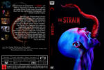The Strain Staffel 2 (2015) R2 German Custom Cover & labels