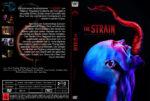 The Strain Staffel 2 (2015) R2 German Custom Cover & labels