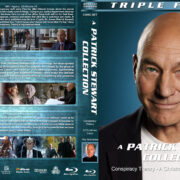 A Patrick Stewart Collection (1997-2003) R1 Custom Blu-Ray Cover