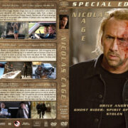 Nicolas Cage Triple Feature (2011-2012) R1 Custom Cover