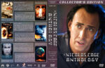 A Nicolas Cage Anthology (6) (2000-2008) R1 Custom Cover
