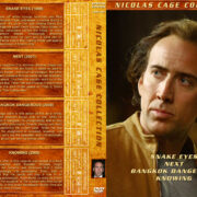 Nicolas Cage Collection (4-disc) (1998-2009) R1 Custom Cover