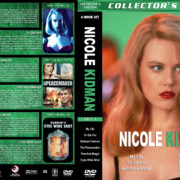 Nicole Kidman Collection – Set 2 (1993-1999) R1 Custom Covers