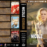 Nicole Kidman Collection – Set 5 (2006-2009) R1 Custom Covers