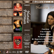 Natalie Portman – Collection 2 (2005-2009) R1 Custom Covers
