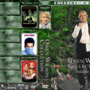 The Owen Wilson Collection – Volume 1 (1998-2004) R1 Custom Cover