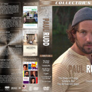 Paul Rudd Collection – Set 2 (2003-2006) R1 Custom Covers