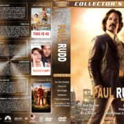 Paul Rudd Collection – Set 4 (2011-2013) R1 Custom Covers