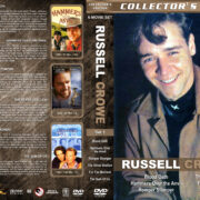 Russell Crowe Collection - Set 1 (1990-1994) R1 Custom Covers