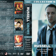 Russell Crowe Collection - Set 2 (1995-1997) R1 Custom Covers