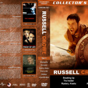 Russell Crowe Collection - Set 3 (1997-2001) R1 Custom Covers
