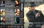Russell Crowe Collection – Set 4 (2003-2008) R1 Custom Covers
