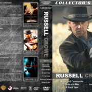 Russell Crowe Collection - Set 4 (2003-2008) R1 Custom Covers
