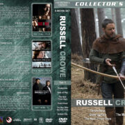 Russell Crowe Collection - Set 5 (2009-2013) R1 Custom Covers