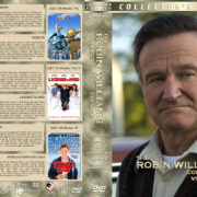 The Robin Williams Collection – Volume 4 (2005-2009) R1 Custom Cover