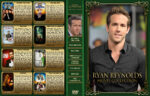Ryan Reynolds Movie Collection (8) (2001-2011) R1 Custom Covers