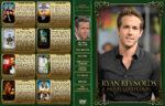 Ryan Reynolds Movie Collection (8) (2001-2011) R1 Custom Covers